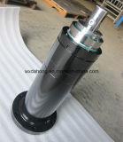 Cilindro hidráulico telescópico de China para o caminhão de lixo