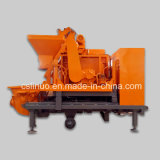 디젤 엔진 Forced Concrete Mixer Pump 25m3/H Output