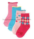 Populär für die Markt-Baby-gemütlichen flockigen Mannschafts-Socken