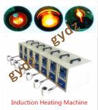Высокочастотная электрическая индукционная печь Плавление золота, алюминия