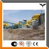 Inmóvil/fijó la cadena de producción de piedra, planta de la trituradora de piedra, piedra que machacaba la cadena de producción