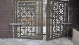 Abrelatas para puertas abatibles