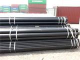 De geschilderde Zwarte Grootte van de Pijp van ASTM A106 API 5L Gr. B Naadloze 2 Duim 4 Duim 6 Duim