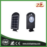 3W IP65 LED de luz solar de la pared
