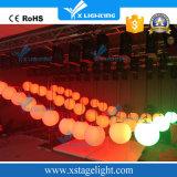 Utilisation colorée de bille du levage DEL d'éclairage de l'éclairage RVB de disco de constructeur de la Chine pour la boîte de nuit