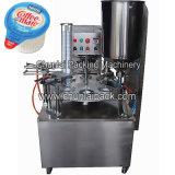 コーヒー仲間のコップの詰物およびシーリング機械