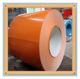 Hoja de acero galvanizada prepintada de la bobina de nuestra propia fábrica