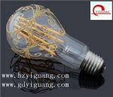 Bulbo decorativo del filamento de E27 3W LED, hecho en fábrica, 2 años de garantía