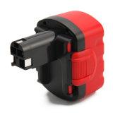 bateria da recolocação de 14.4V 3.0ah Ni-MH para Bosch Bat038 Bat040 Bat041