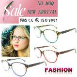 Eyeglasses Китая популярные обрамляют самый последний ацетат Eyewear оптически рамок Handmade