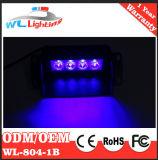 indicatore luminoso d'avvertimento del veicolo Emergency della piattaforma del precipitare 4W