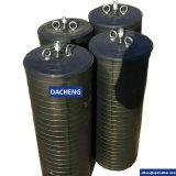 高圧ゴム製管のプラグ