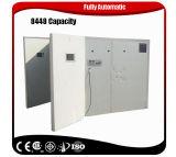 Aliumium Legierungs-Ei Inkubator und Hatcher mit Temperaturfühler-Inkubator