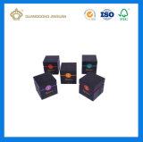 Casella decorativa della candela del cartone rigido di lusso su ordinazione (con un nodo della farfalla)