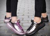 2017 sapatas ocasionais de venda quentes dos homens das mulheres da sapatilha da forma