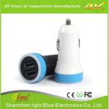 良質3.4A LED移動式車の充電器