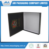 Caja de papel de cartón de diseño de lujo para el embalaje de cigarrillos al por mayor