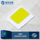 Warme Witte die 0.2W 0.5W leiden 2835 van SMD door CNAS voor Commerciële Verlichting wordt goedgekeurd