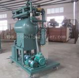 Installation d'épuration d'huile isolante de pétrole de transformateur d'enlèvement de gaz de l'eau (ZY)