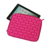 Embossing Neoprene Laptop Bag / Sleeves com boa qualidade