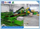 Production en caoutchouc de poudre de vente chaude, pneus de rebut réutilisant la ligne avec Ce/SGS/ISO