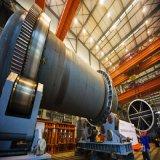 Reicher Sauerstoff-unterer durchbrennender Drehofen für Leitungskabel-Kupfer-Einschmelzen