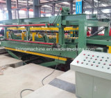 Machine de tonte pour la machine de fente en acier