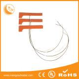 Placa quente flexível aprovada de borracha de silicone da Anti-Condensação do UL de Ce&