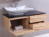 N&Lによっては家具現代様式の純木の浴室の家具が家へ帰る