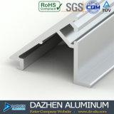 Perfil de aluminio para la puerta deslizante del marco de la ventana de Suráfrica