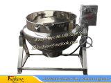 ステンレス鋼のやかん50~500Lを調理するJacketed調理のやかんの込み合い