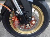 """Forquilha dianteira colorida elétrica de freio de disco do dobro do """"trotinette"""" da CEE da motocicleta"""