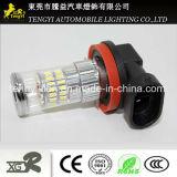 farol da lâmpada da névoa do diodo emissor de luz da luz do carro do diodo emissor de luz 12V48W auto com núcleo claro de Xbd do CREE do soquete H1/H3/H4/H7/H8/H9/H10/H11/H16