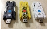 Кожаный привод вспышки USB/кожаный ключ USB/привод большого пальца руки
