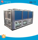 Luft abgekühlter Schrauben-Kühler für konkrete Stapel-Pflanze