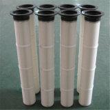 Cartuccia di filtro dell'aria per l'accumulazione di polvere industriale