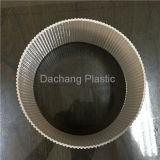 160 mm Diámetro del tubo de policarbonato PC Extrusión