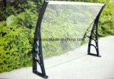 Hotsale im Freien DIY Polycarbonat-Garten-Kabinendach mit Plastikhaltern (YY1000-B)