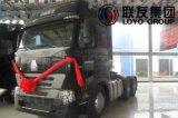 [6إكس4] [سنوتروك] [هووو] [أ7] جرار شاحنة لأنّ عمليّة بيع حارّ إلى تايلاند