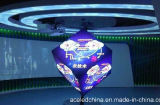 P6 farbenreiche LED Innenvideokarte für das Bekanntmachen