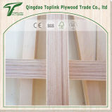 Placa de madeira da madeira compensada do LVL do Poplar para a base com melhor preço