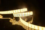 Verter la iluminación de tira blanca y caliente del blanco 5730 LED