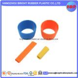 Pièce en caoutchouc de silicones de qualité avec la diverse forme