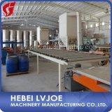 Machine de matériel de production de panneaux de gypse de matériau de construction