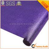 No 37 темная пурпуровая прокатанная ткань