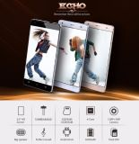 Cubot Echo 5.0 polegadas tela HD Smartphone Mtk6580 Quad Core Android 6.0 Celular 2GB RAM 16GB ROM 13MP Smart Phone Black Color