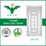 Лист двери металла стальной двери материальный