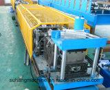 製造業者形作る鋼鉄シャッター戸枠ロール機械を作る