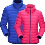 卸し売りAlibabaの方法によってパッドを入れられるメンズウェアの冬のジャケット
