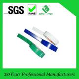 Ruban adhésif d'isolation électrique noire de PVC